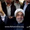 روحانی رئیس جمهور منتخب  مردم ایران شد