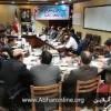 اولین نشست مطبوعاتی شهردار ابهر برگزار شد