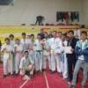 درخشش تیم ذوالفقار پایگاه شهید بهشتی شریف آباد در مسابقات کاراته آزاد استان