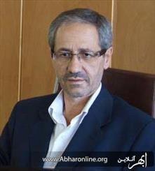 عسگریان مدیر عامل شرکت گاز