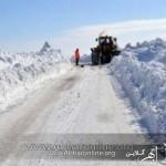 تلاش برای بازگشایی راه ارتباطی 29 روستای استان زنجان