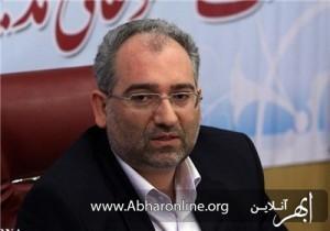 مدیرعامل شرکت آب منطقهای زنجان امیر حمیدنیا