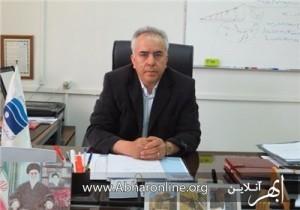 منصور گرانمایه معاون آب منطقهای زنجان